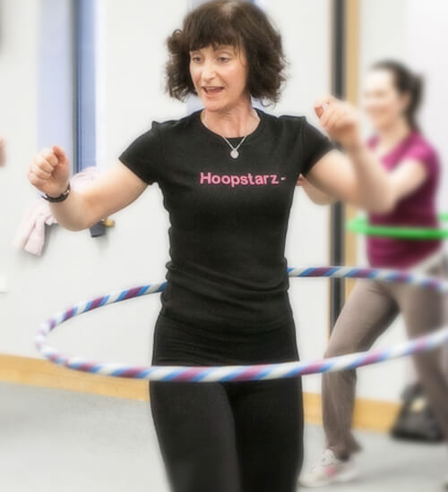 Hula Hooping Classes Newcastle